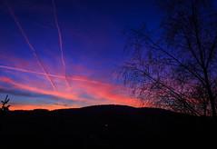 Today's beautiful sunset