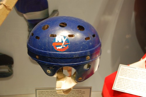Denis Potvin helmet