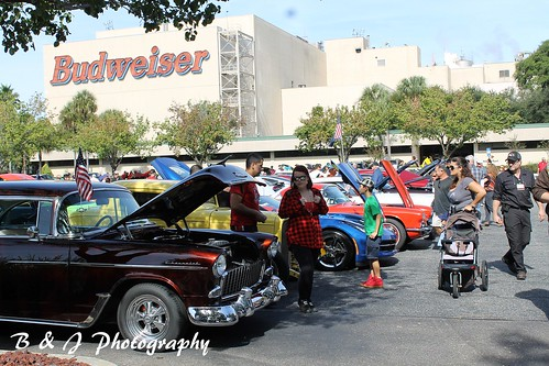 Brewery Tour Car Show (Fall 2015)