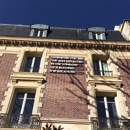 quote, Paris
