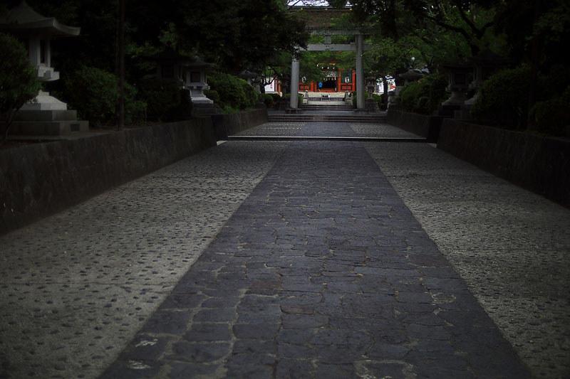 富士山世界遺産 浅間神社の写真
