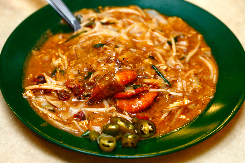 Mie Cord Char Koay Teow Besar