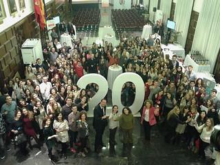 Fiesta 20 años de Informadores Turísticos