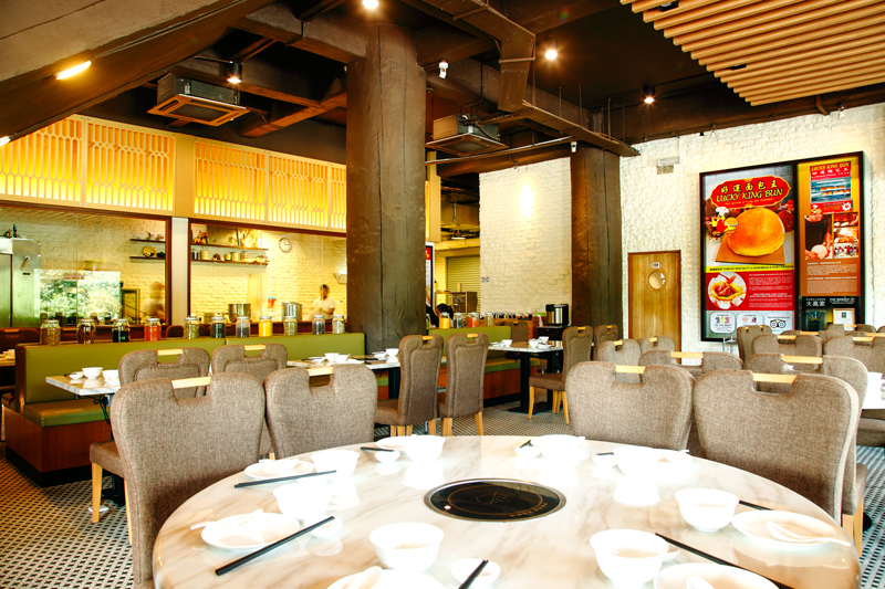 Lucky King Bun Restaurant Seremban