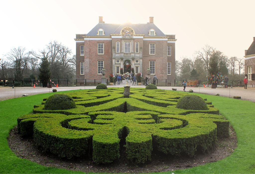 Kasteel Middachten Netherlands