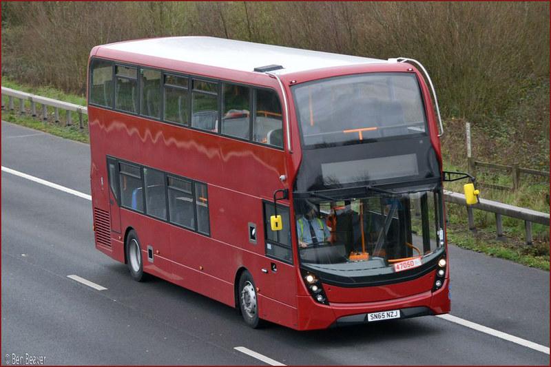 Stagecoach 10452 SN65NZJ