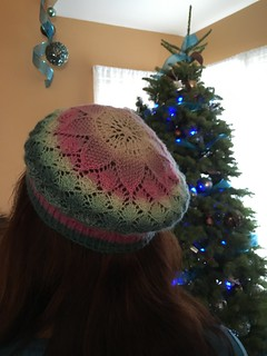 Caput Helianthus hat