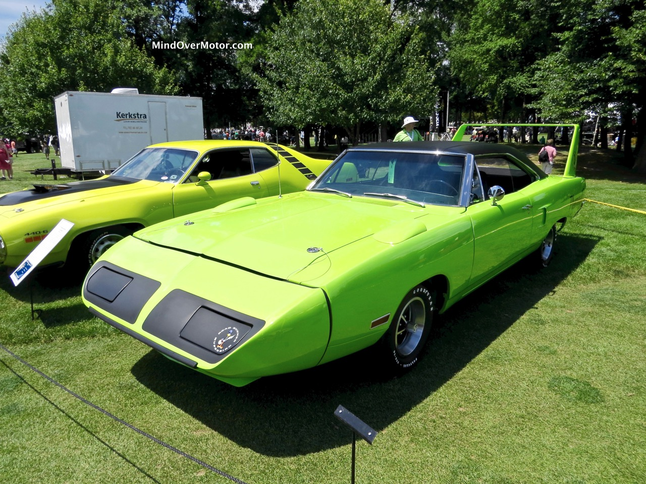 1970 Plymouth Superbird Front Left