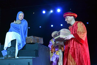 jeu, 12/31/2015 - 01:52 - Spectacle 'La Nativité' 2015