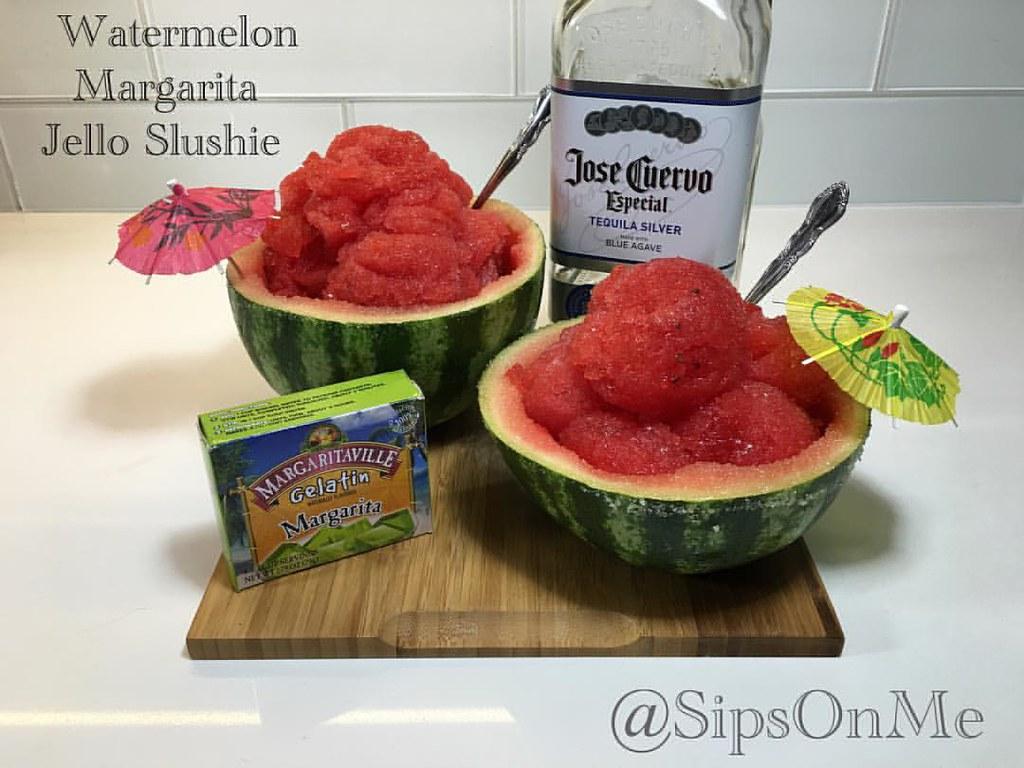 jose cuervo watermelon margarita