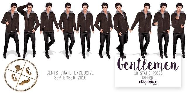 EP - Gentlemen