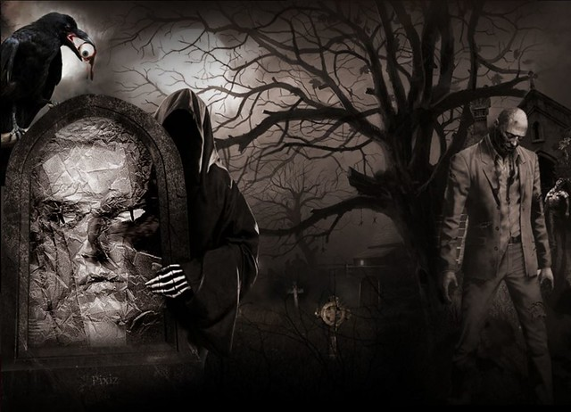 2016-10-24 horror night