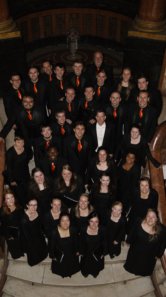 Syracuse University Singers 2016 Tour of Bulgaria