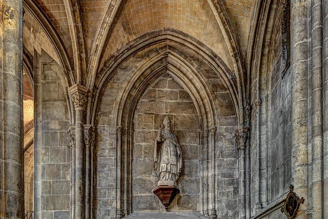 Collégiale Notre-Dame-et-Saint-Loup de Montereau - HDR