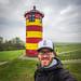 Pilsumer Leuchtturm by Santa Cruiser
