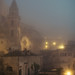 Matera - Sasso Barisano with fog by vincos