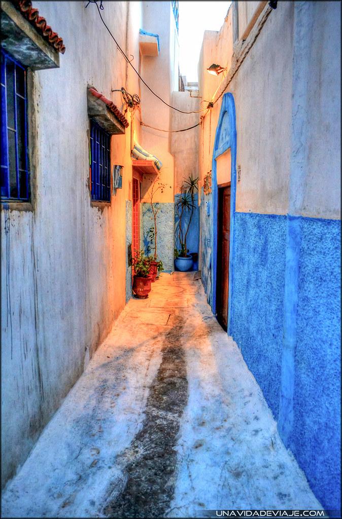Rabat kasbah oudayas