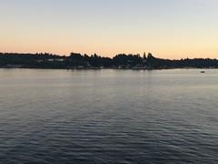 Seattle-Bremerton Washington State Ferry