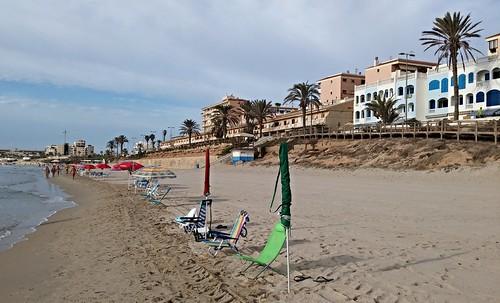 Los conquistadores de la playa