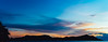 Sunset in Bang Sa-re by norsez