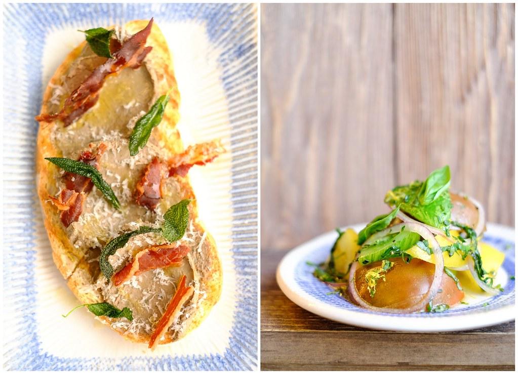 Jamie's Italian by Jamie Oliver's Heritage番茄沙拉