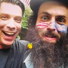 Me and Ben Keddy! :)