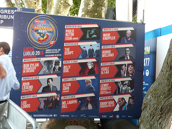 programme summer festival