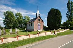 Chapelle de Quévrevile-la-Milon