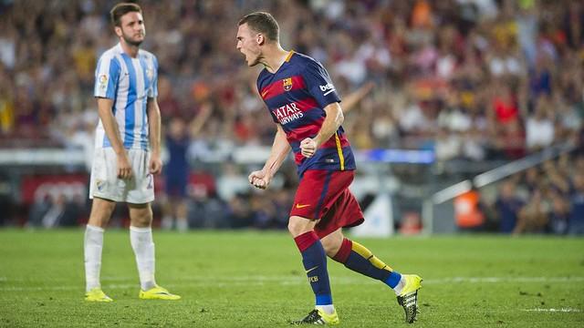 Liga BBVA (Jornada 2): FC Barcelona 1 - Malaga 0