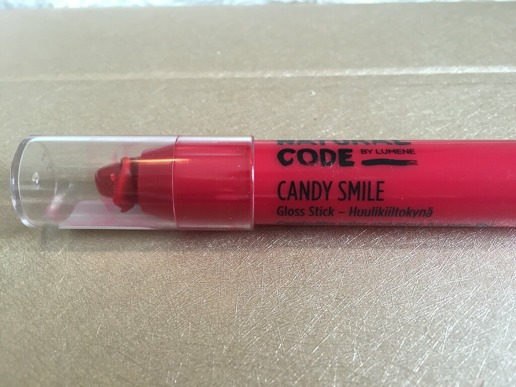 lumene candy smile