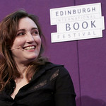 Viv Albertine | Former guitarist of The Slits Viv Albertine talks to Ian Rankin about her life as a punk rocker at the Book Festival © Helen Jones