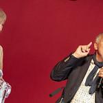 Jussi Adler-Olsen | Nordic Noir superstar Jussi Adler-Olsen joined us for the first time to discuss his debut work of fiction Alphabet House © Helen Jones