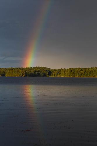 rainbow opinconlake