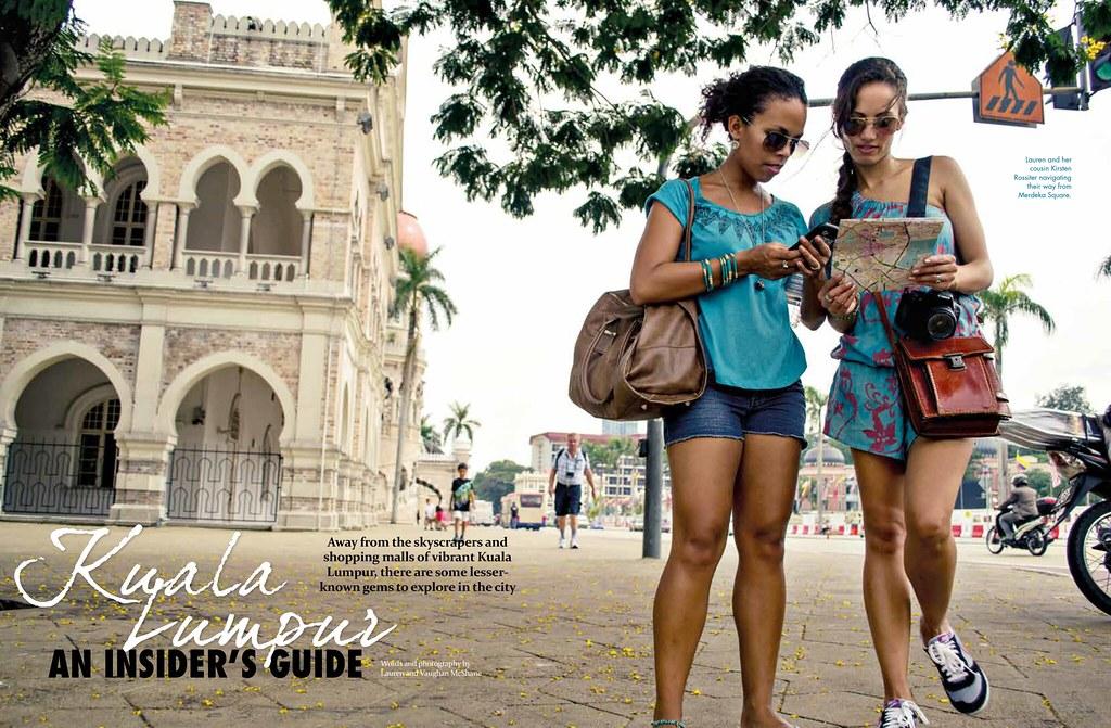 Insider's Guide to Kuala Lumpur.