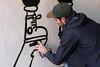 street artist by Leo Reynolds