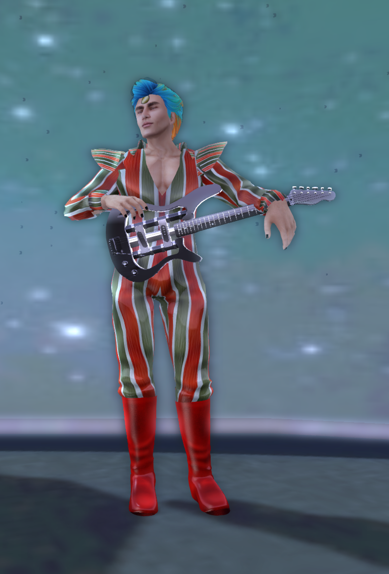 Avatar Bizarre - Ziggy Suit for Men