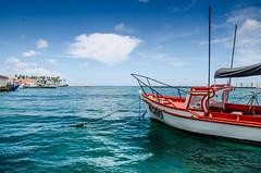 Caribbean Fishing boat