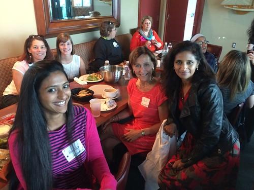 TechWomen Mentors September 2015