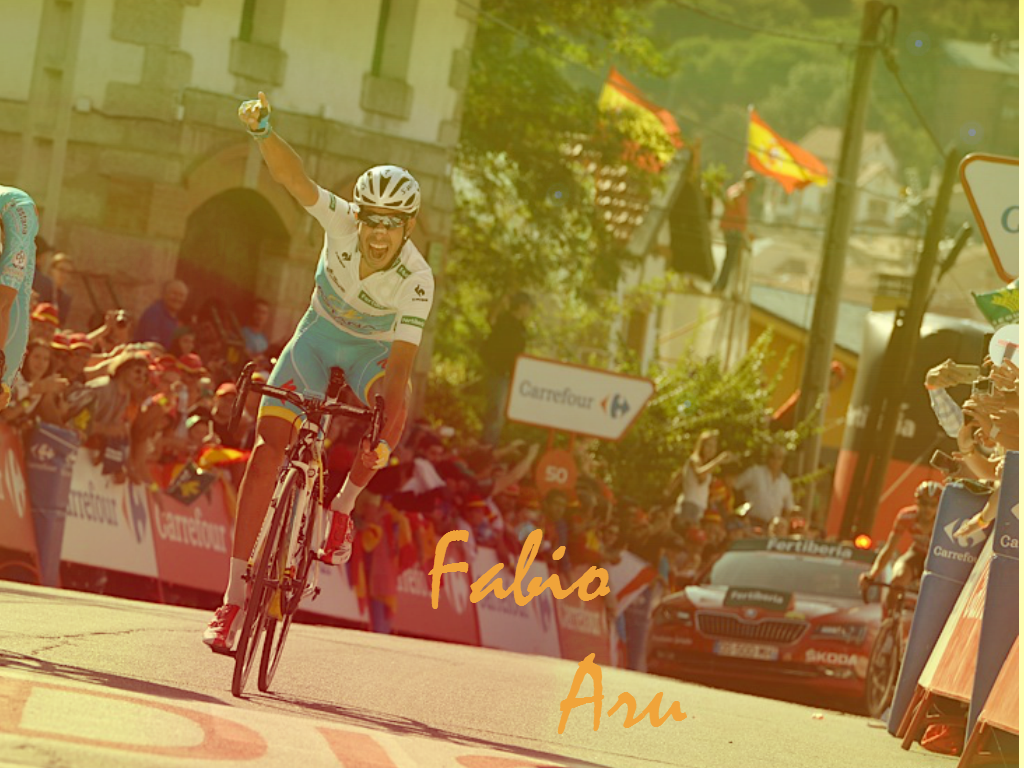 Wallpaper Fabio Aru