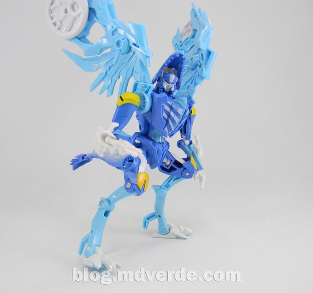 Transformers Skystalker Deluxe - Transformers Prime Beast Hunters - modo robot