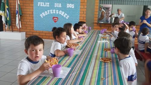 Semana da Criança Escola Antonio Cadorin