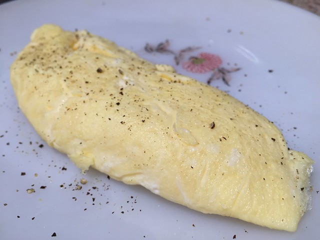 Today's omelette