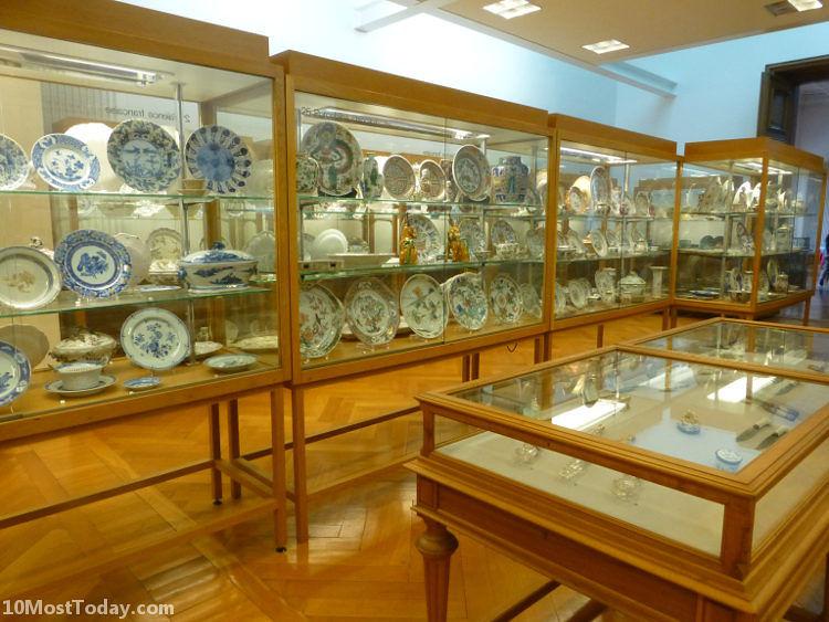 Ariana Museum, Geneva