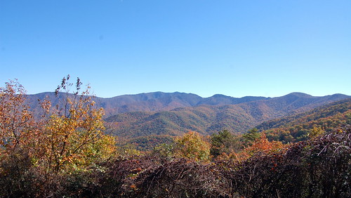 Blue Ridge Parkway - Highlights