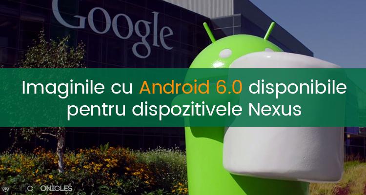 nexus android 6.0
