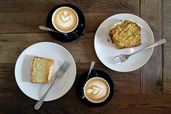 September - Distrikt Coffee