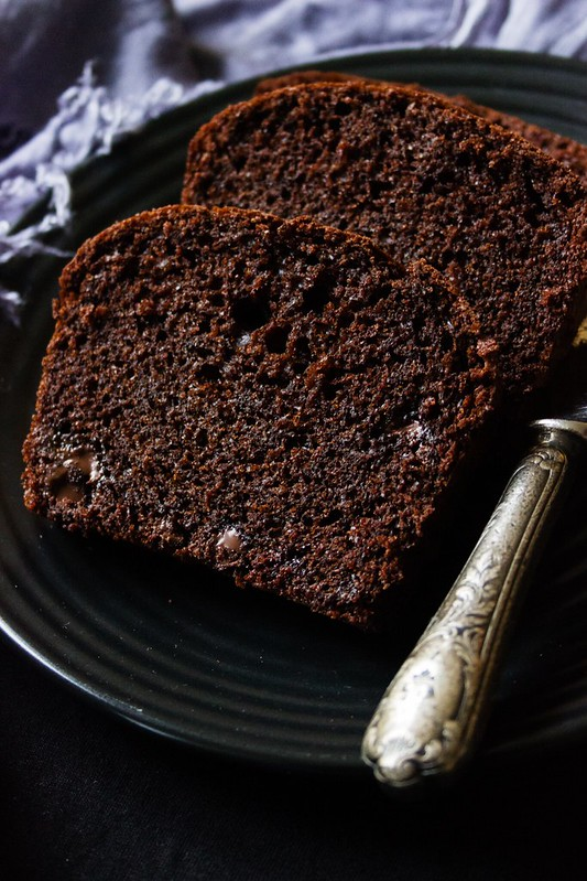 Le Cake au Chocolat