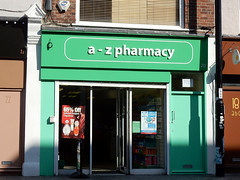 Picture of A-Z Pharmacy, 20 London Road
