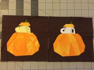 """Peanuts in a Pumpkin"""
