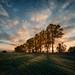 Autumn sunset by emil.rashkovski